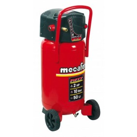 Compresseur d'air vertical 50L 2HP FIFTY MECAFER
