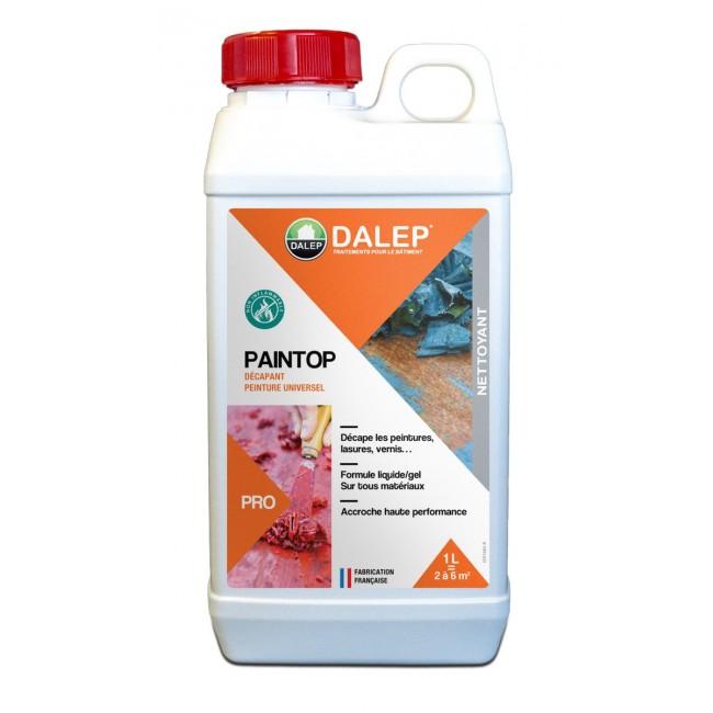 Décapant peinture – formule exclusive – pulvérisable – Paintop DALEP