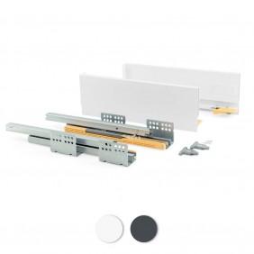 Kit tiroir Concept-hauteur 138 mm EMUCA