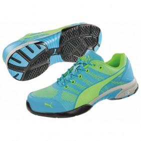 Chaussures de sécurité - Celerity Knit Blue Low S1P HRO SRC PUMA