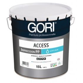 Peinture acrylique - plaques de plâtre - 15 L - Goriaccess Impression Gori