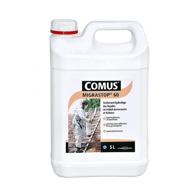 Hydrofuge minéral incolore - Migrastop® 60 COMUS