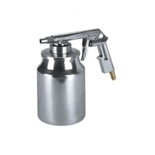 Pistolet jet métal à sabler- réservoir 1 litre EINHELL