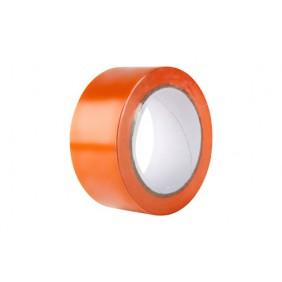 Adhésif multi-usage - 36 rouleaux orange - plastifié - 6993 BARNIER