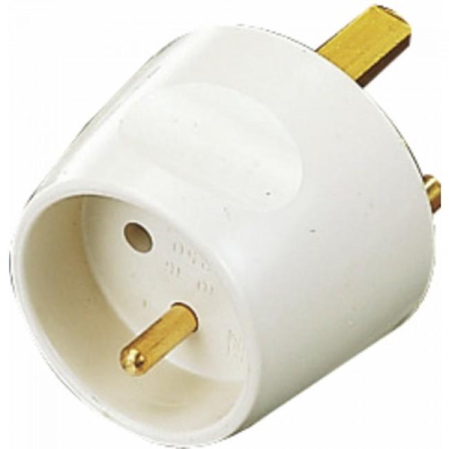 Adaptateur électrique femelle 16A / mâle 20A 0.121.26 EBENOID