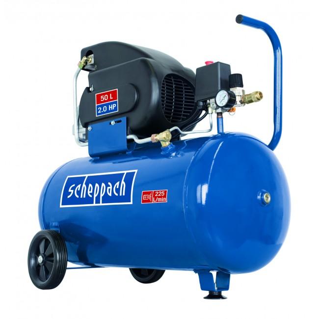 Compresseur - 50 litres - 1500 watts - 10 bar - HC60 SCHEPPACH