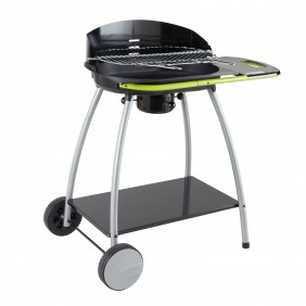 Barbecue charbon - Isy Fonte 2 COOK IN GARDEN
