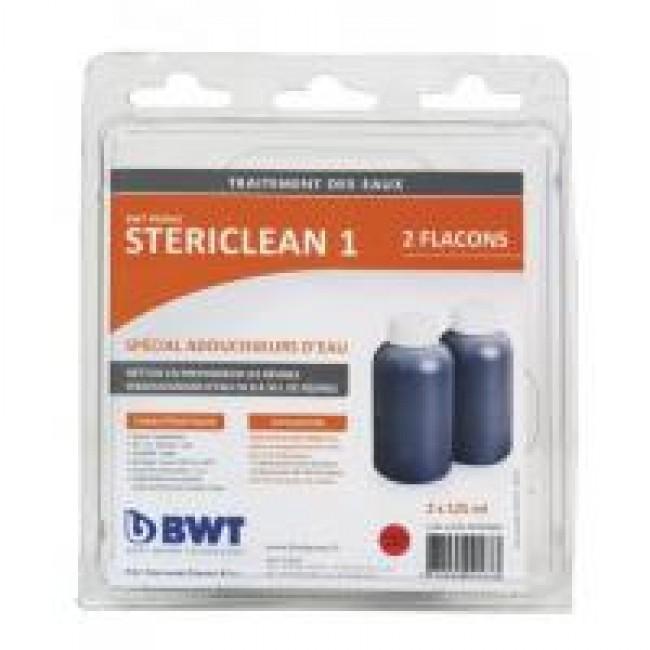 Nettoyant résines adoucisseur - Stericlean BWT