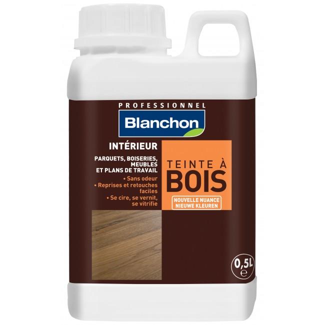 Teinte à bois - spécial parquet - avant vitrification ou vernissage BLANCHON