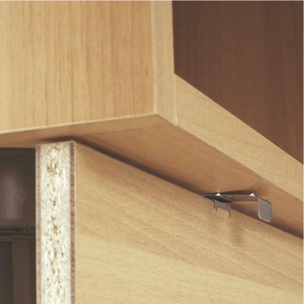 Clips de plinthe easy x10 camar bricozor - Plinthe pour cuisine amenagee ...