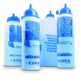 Poudre à tracer bleu LYRA