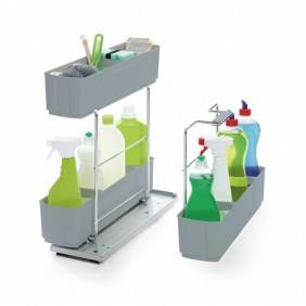 Panier coulissant pour produits d'entretien - Cleaning Agent KESSEBÖHMER
