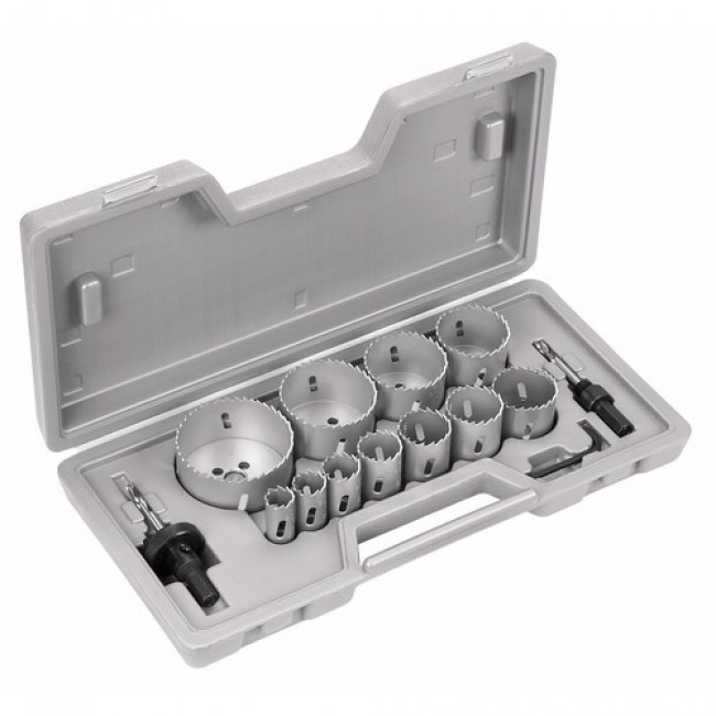 Coffret scies-trépans bimétal maintenance BOSCH