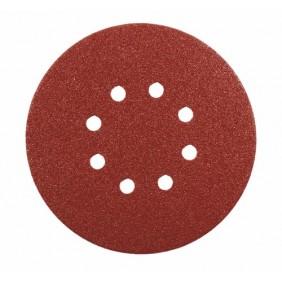 Abrasifs disques papier corindon auto-agrippants 125 mm KP508510 E VSM
