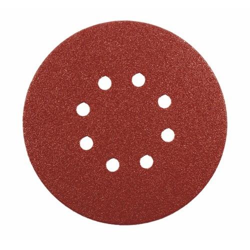 Abrasifs disques papier corindon auto-agrippants 125 mm KP508510 E