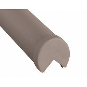 Protection d'angle en caoutchouc à alvéoles plates - 3/4 rond - Angl'isol® WATTELEZ