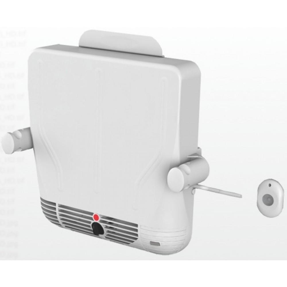 soufflant pour radiateur s che serviettes 800 watts helliopack voltman bricozor. Black Bedroom Furniture Sets. Home Design Ideas