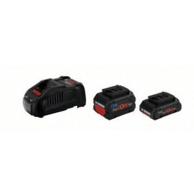 Kit chargeur + batteries 18V 4Ah et 8Ah ProCORE BOSCH