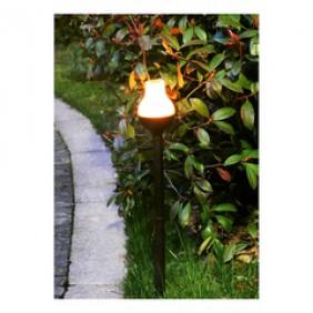Lampes de jardin - solaire - à piquet - LED - 65 cm RELED SOLAR