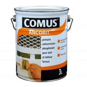 Primaire antirouille phosphatant - phase solvant - Ancorit COMUS