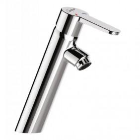 Mitigeur de lavabo - à bec fixe - Sans vidage - différentes finitions SANIFIRST