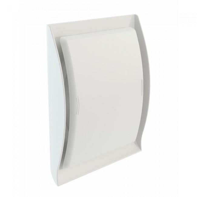 Grille de ventilation intérieure et extérieure pour tube pvc - Néolia NICOLL