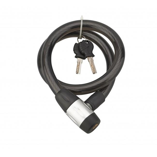 Antivol moto à câble acier - gainé PVC - Scorp FTH THIRARD