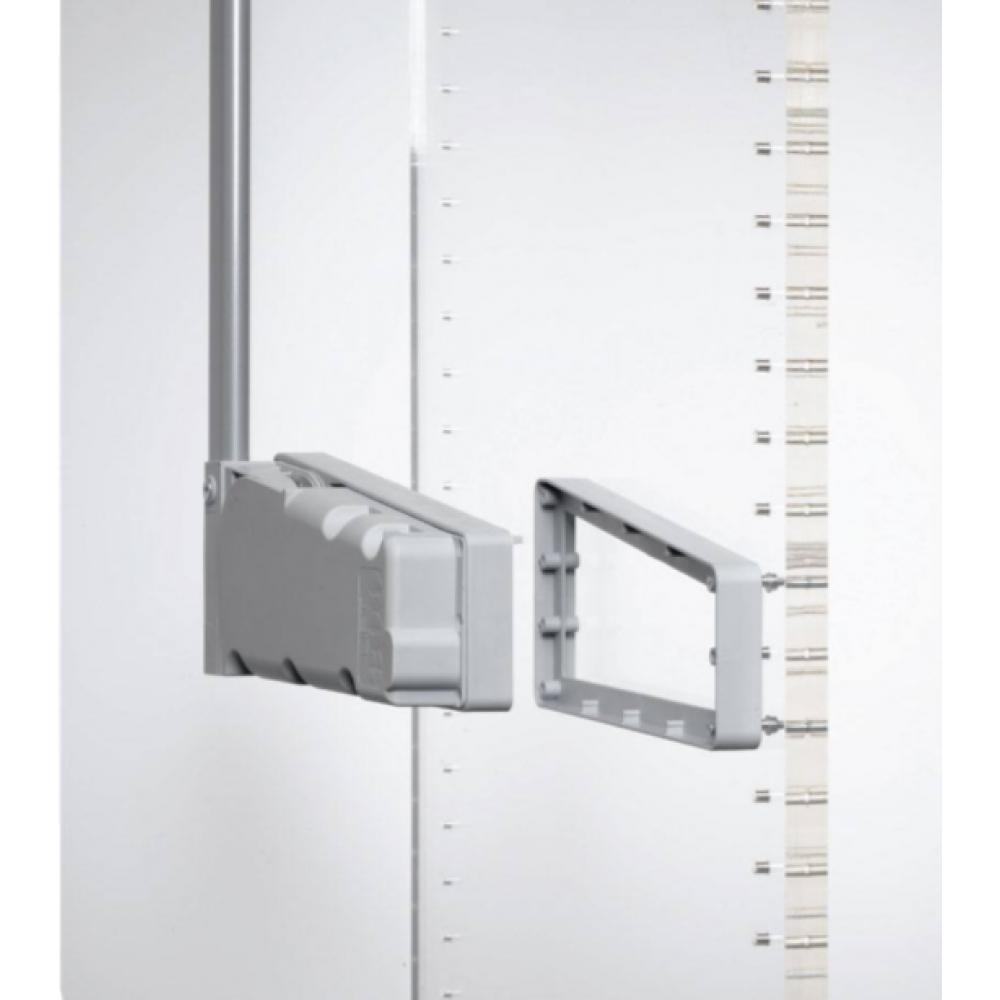 Penderie Escamotable Double 10 Kg Fixation Lat Rale Lift 500 Ambos Bricozor