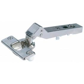 Charnière invisible 95° pour meuble d'angle-Intermat 9936 W45 HETTICH