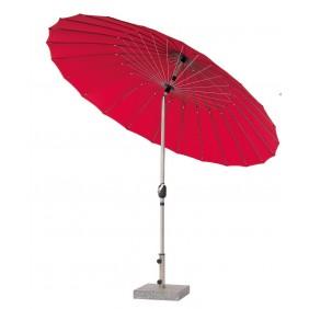 Parasol dépliable et inclinable Shangai-diamètre 260 cm HEVEA