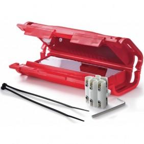 Boîte de dérivation avec gel d'étanchéité - connecteurs intégrés CELLPACK