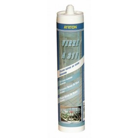 Mastic silicone acétique A 311 pour le verre AYRTON