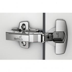Charnières invisibles Push to open 110° Sensys 8675 - à visser HETTICH