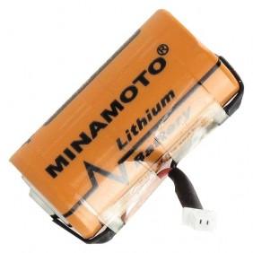 Batterie Libra Smart avec son câble de connexion ISEO CITY