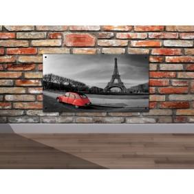 Chauffage décoratif et design - 2000W - Paris CHEMIN' ARTE