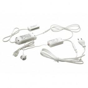 Kit détecteur de mouvement - transformateur et câble - tube Free LED L&S LIGHT