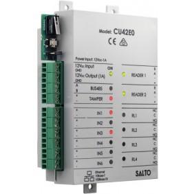 Unité de contrôle - pour contrôle des accès - XS4 2.0 On line CU42E0 SALTO