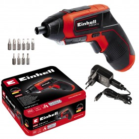 Visseuse sans fil TE-SD 3,6/1 Li - 3,6 volts - kit 10 embouts EINHELL