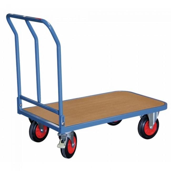 Chariot à dossier rabattable 400 kg FIMM
