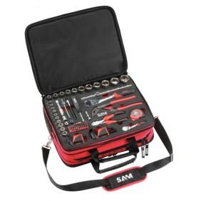 Mallette de maintenance 100 outils CP100NZ SAM OUTILLAGE