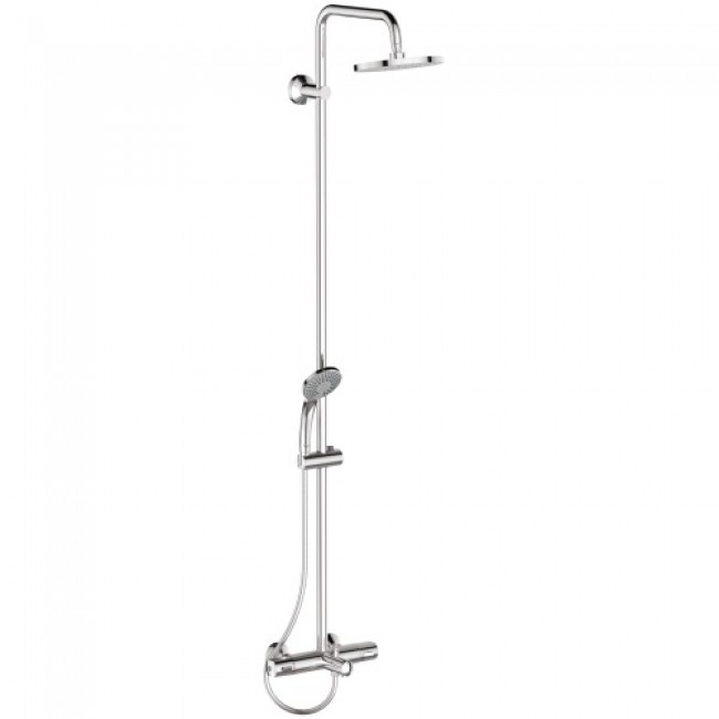 Colonne adaptée bain/douche - thermostatique - Olyos PORCHER