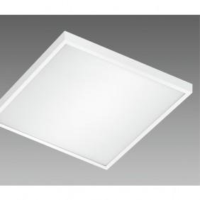 Plafonniers LED - luminaire à pose en saillie - PanelTech A - 600x600 Disano