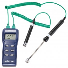Thermometre differentiel - dt 310 Wöhler