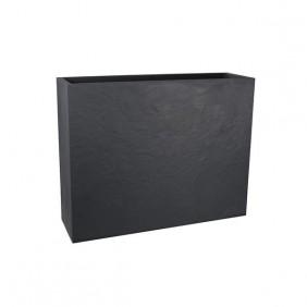Muret Loft XL - gris anthracite - contenance 63L - Volcania 13744 EDA PLASTIQUES