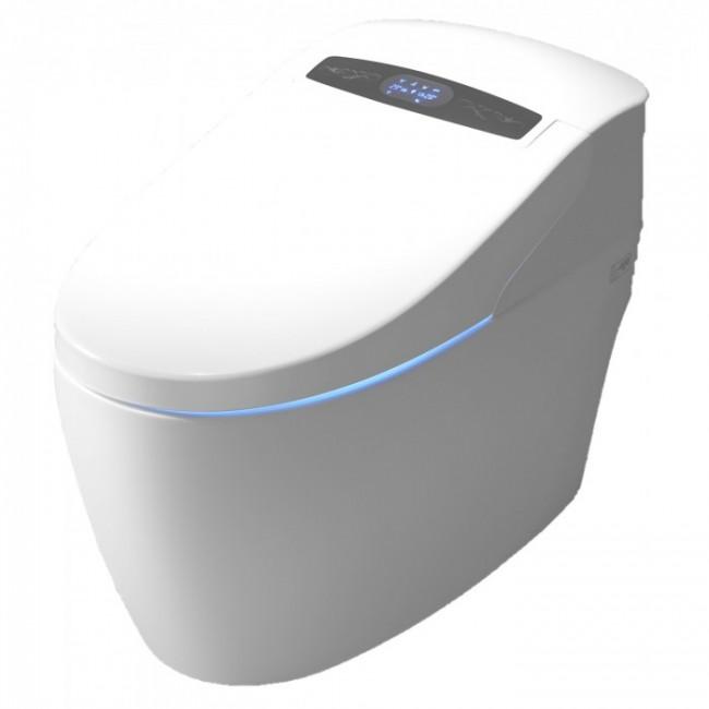 Wc lavant monobloc luxe - Platinium 2 TopToilet