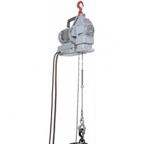 Palan électrique portable à câble passant - Minifor TRACTEL