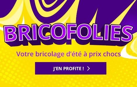 La boutique du moment : Bricofolies