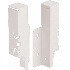 Raccords de paroi arrière pour tiroir ArciTech - hauteur 126 mm HETTICH