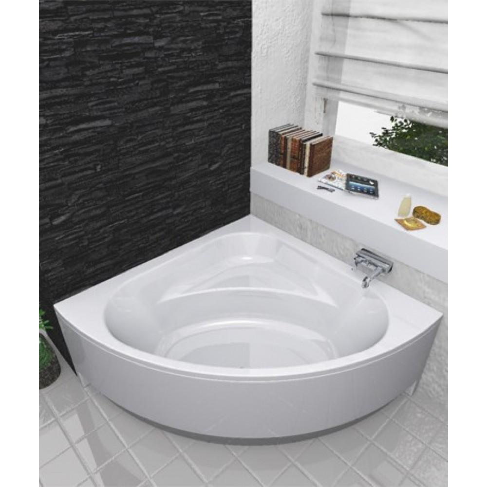 tablier pour baignoire baline d 39 angle 140 x 40 cm bricozor. Black Bedroom Furniture Sets. Home Design Ideas