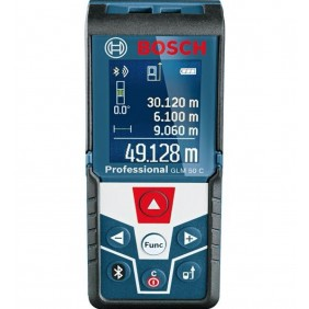 Telemètre laser PRO portee 50m - option Bluetooth - GLM 50 C BOSCH